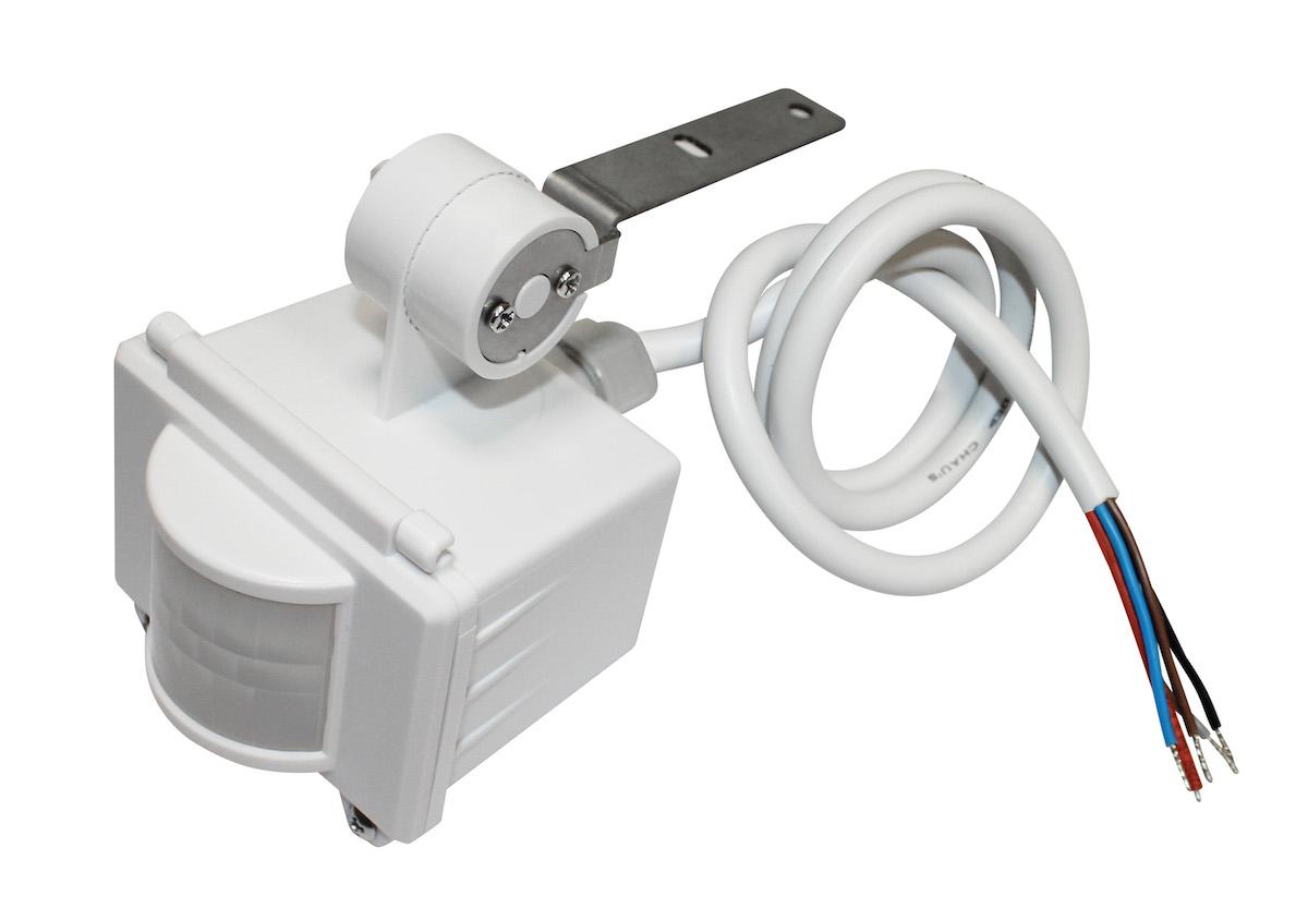 Hytronik HIM3x high bay motion sensor with clamp fitting