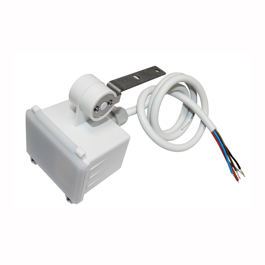 Hytronik HMW3x high bay motion sensor with clamp fitting