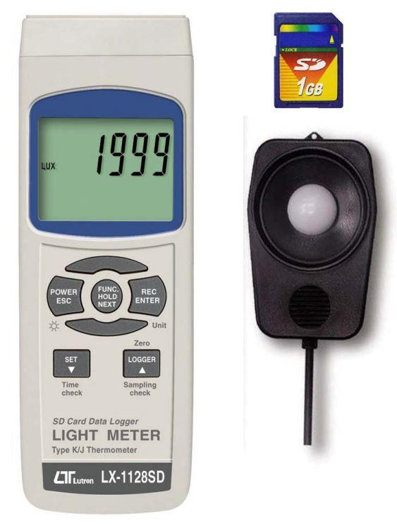 Lutron LX-1128SD Light Meter