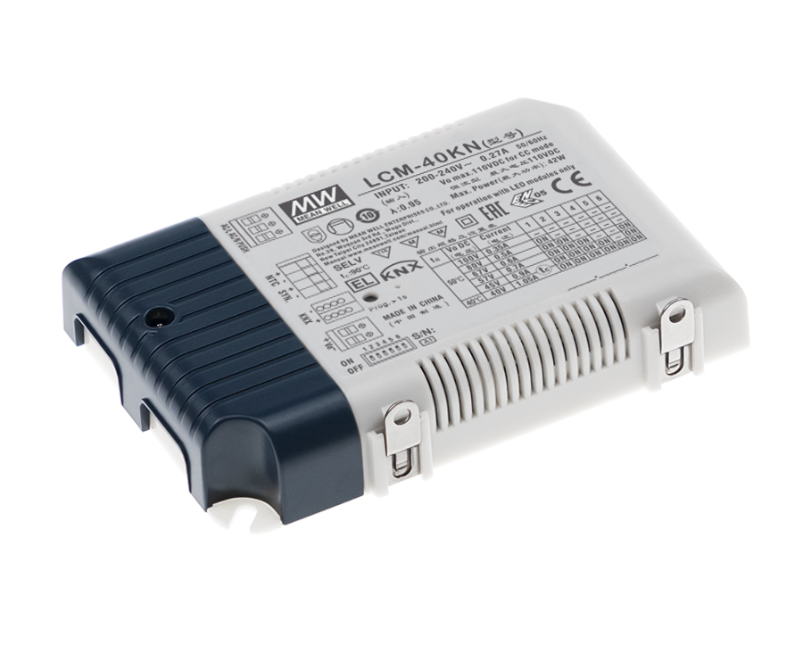 MEAN WELL LCM-40KN KNX LED Driver