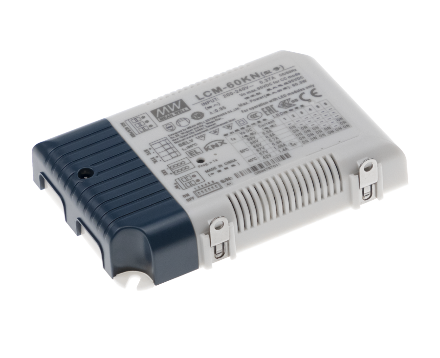 MEAN WELL LCM-60KN KNX LED Driver