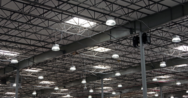 HIGH BAY OCCUPANCY AND MOTION DETECTORS