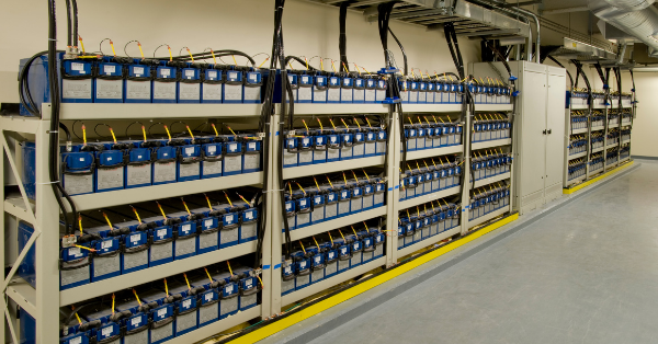 SMART BATTERY CHARGING SOLUTION FOR INDUSTRIAL APPLICATIONS