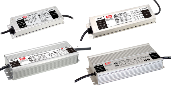 STOCKED RANGE OF NON-STANDARD CONSTANT VOLTAGE LED DRIVERS